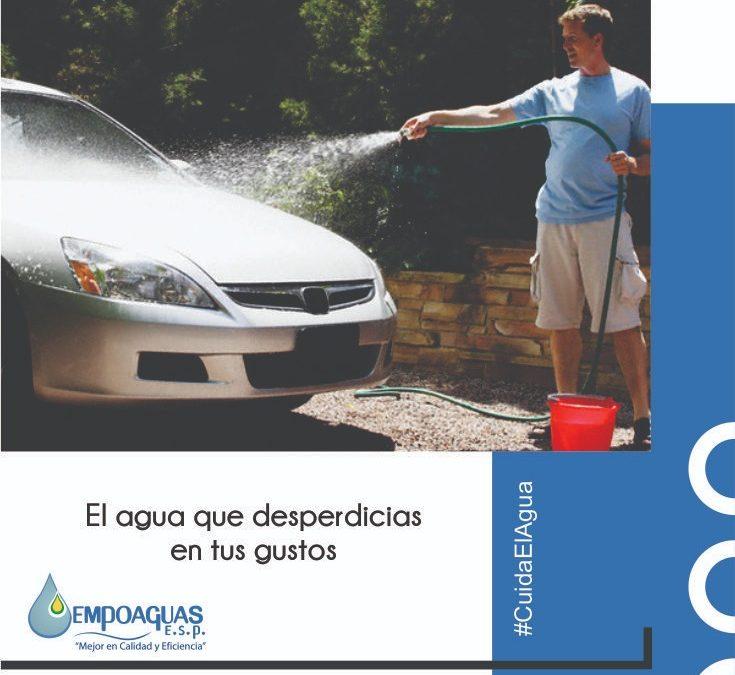 #CuidaElAgua
